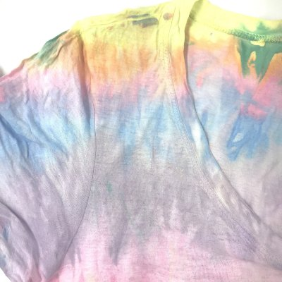 Camiseta Mãe Tie Dye