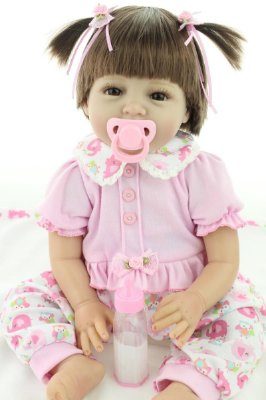 Bebê Reborn Jaqueline com Lindo Enxoval Super Fofa