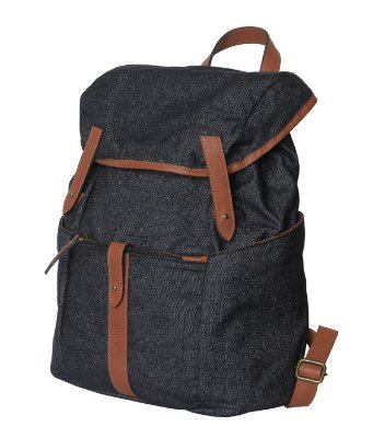 Mochila Travel Whiskey/Jeans