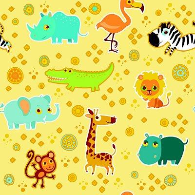Papel de parede animaizinhos fp483