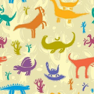 Papel de parede dinossauros fp485
