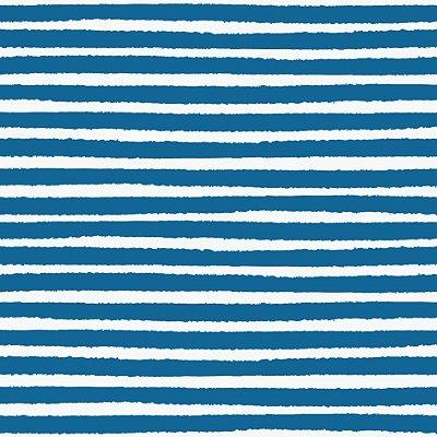 Papel de parede listra azul fp544