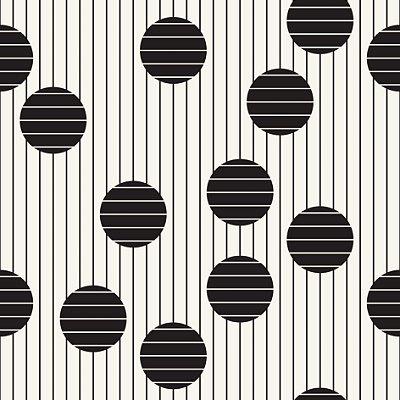 Papel de parede bolas fp572