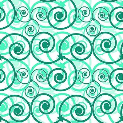 Papel de parede círculos fp595