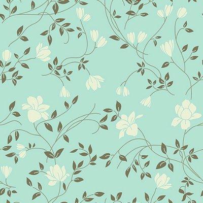 Papel de parede flores fp604