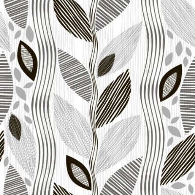 Papel de parede folhas fp559