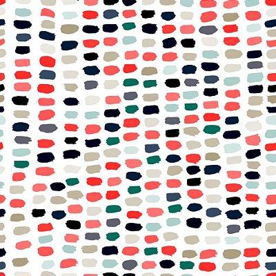 Papel de parede colorido fp682