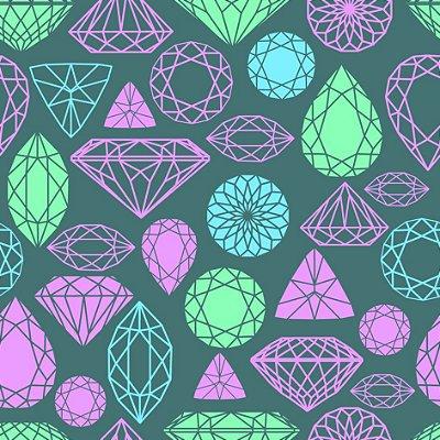 Papel de parede diamante fp630