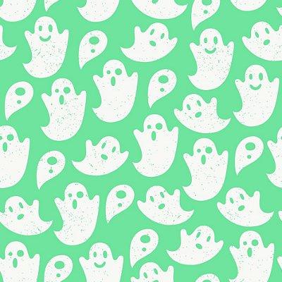 Papel de parede fantasmas fp681