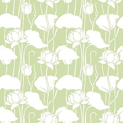 Papel de parede floral fp643