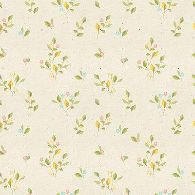 Papel de parede floral fp719