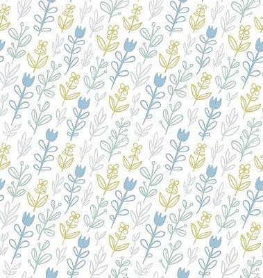 Papel de parede flores fp709