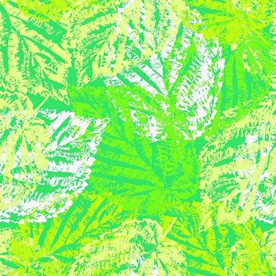 Papel de parede folhas fp658