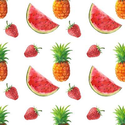 Papel de parede frutas fp691