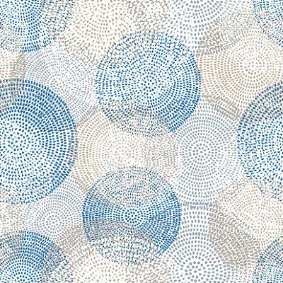 Papel de parede círculos fp431