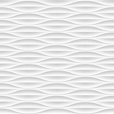 Papel de parede textura branca fp105