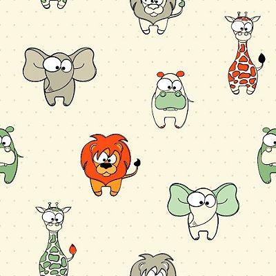 Papel de parede animais fp1078
