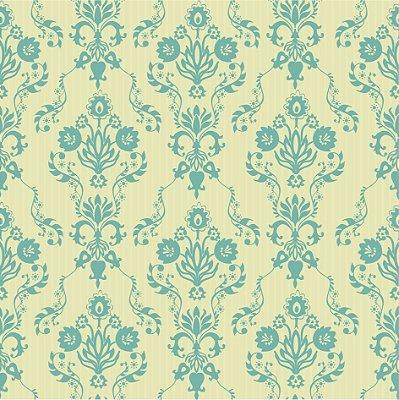 Papel de parede arabesco fp1069