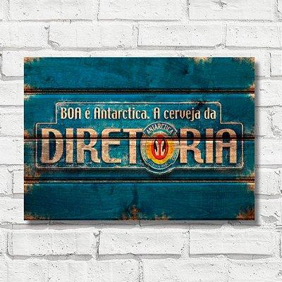 Placa decorativa cerveja FD042