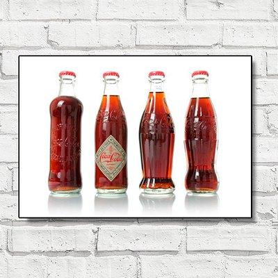 Placa decorativa Coca Ccola FD054