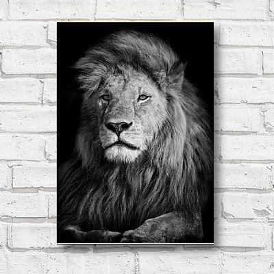 Placa decorativa Rei dos Reis FD122