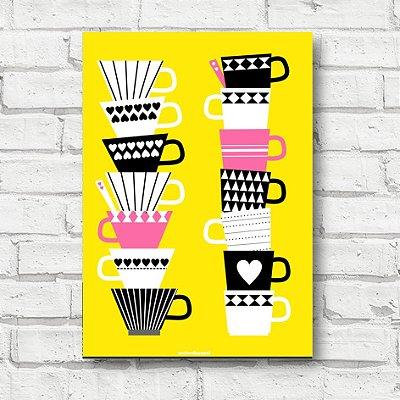Placa decorativa Cozinha FD176