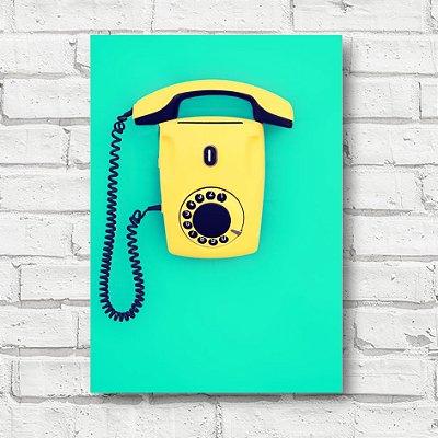 Placa decorativa Imagem FD194
