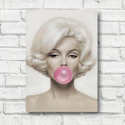 Placa decorativa Marilyn Monroe FD1001