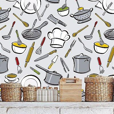 Papel de parede cozinha Pb047