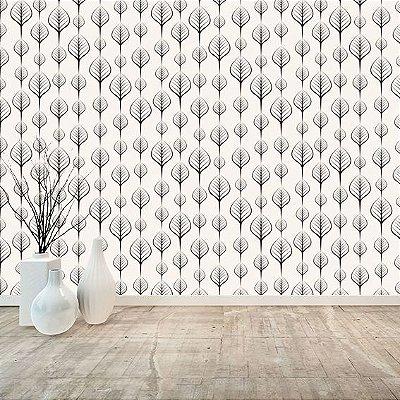 Papel de parede Floral-Pb041