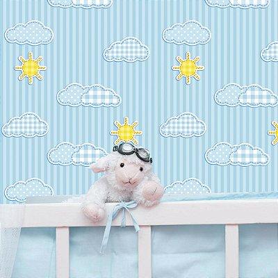 Papel de parede infantil-Pb063