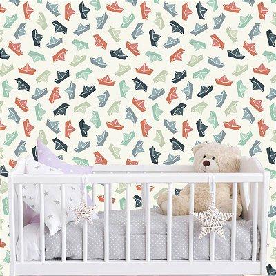 Papel de parede infantil-Pb067