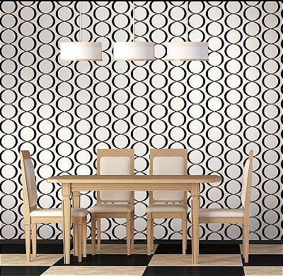 Como colocar papel de parede adesivo