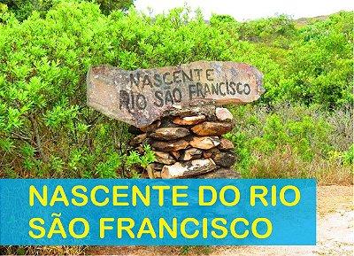 Passeio de 4x4 -Serra da Canastra - Parte Alta -  9 horas de duração p/ 4 pessoas.