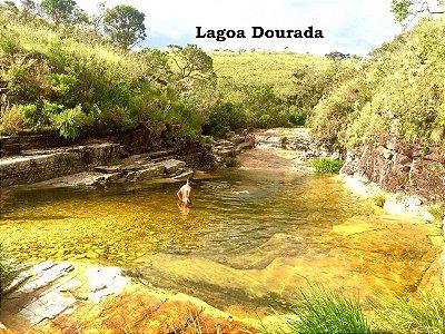 Passeio de Super Buggy - Lagoa Dourada, Cachoeira Diquadinha e Mirante do Canyon: 3 horas de duração p/ 2 pessoas.