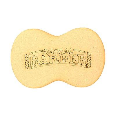 Esponja Nudred Animal Barber
