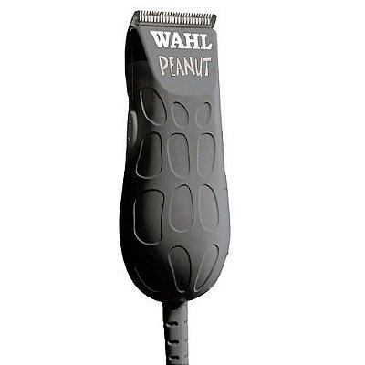 Máquina Profissional de Corte e Acabamento Wahl Peanut Preta
