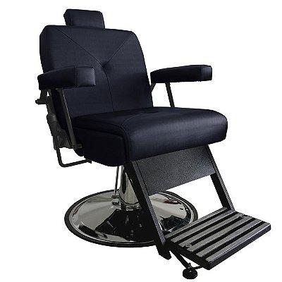 Cadeira De Barbeiro Milão - Cálice Cromado