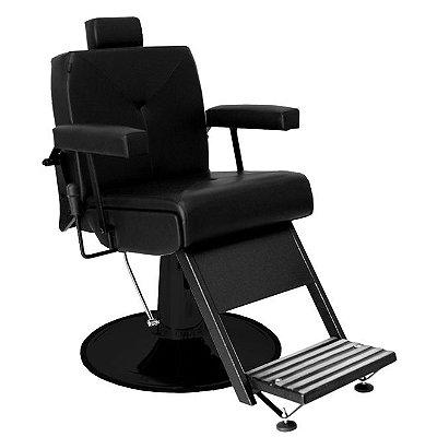 Cadeira De Barbeiro Milão - Cálice Preto