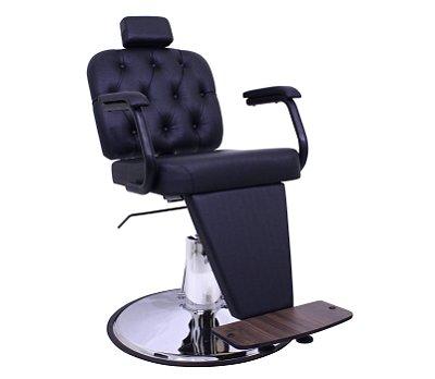 Cadeira de Barbeiro Barber Boss Reclinável