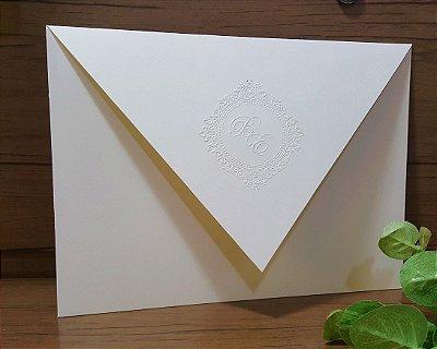 Convite de Casamento Interlagos