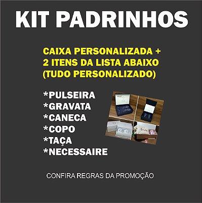 Black Week Kit Padrinhos
