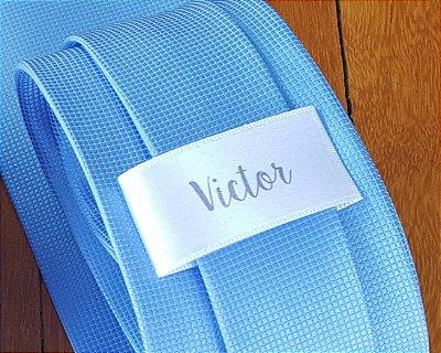 Etiqueta Personalizada para Gravatas