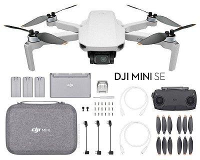 Drone Dji Mini SE Fly More Combo