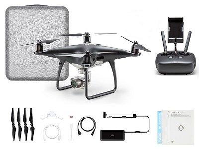 Drone Dji Phantom 4 Pro Obsidian Edition
