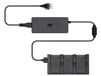 Hub Carregador de Bateria Spark Part7