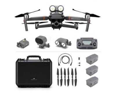 Drone Dji Mavic 2 Enterprise Zoom Fly More Kit