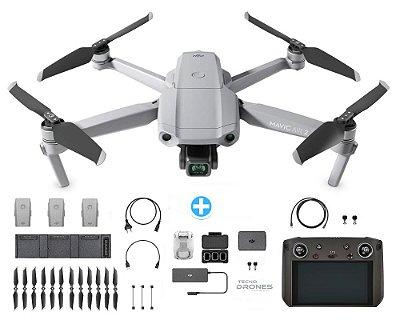 Drone Dji Mavic Air 2 Combo Com Dji Smart Controller