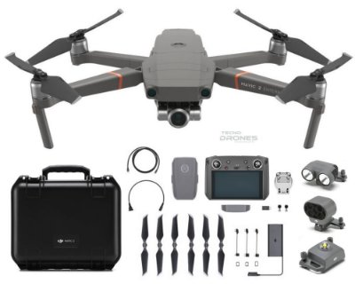 Drone Dji Mavic 2 Enterprise Zoom Com Smart Controller