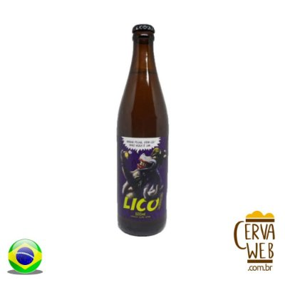 Cerveja Seasons Lico 500ml